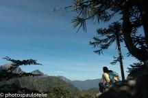 Randonnée au Cerro San Sebastian - PN Huerquehue - Chili