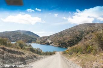 Arrivée à Puerto Guadal - Région de Aysen - Chili