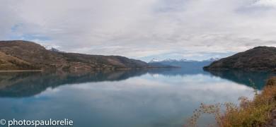 Sur la Carretera Austral entre Pto Guadal et Pto Rio Tranquillo - Région de Aysen - Chili