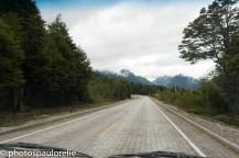 Sur la Carretera Austral au nord de Coyhaique - Région de Aysen - Chili