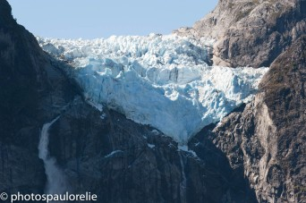 Ventisquero Colgante - PN Queulat - Region de Aysen - Chili