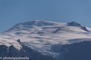 Volcan et glacier Michinmahuida - PN Pumalin - Région de los Lagos - Chili