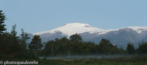 Volcan Michinmahuida - PN Pumalin - Région de los Lagos - Chili