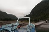 Embarcadère Caleta Gonzalo - Région Los Lagos - Chili